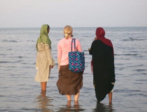 Hijab and Bikinis: Sexy, Oppressive, Modest?