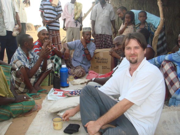 on a trip to Somaliland