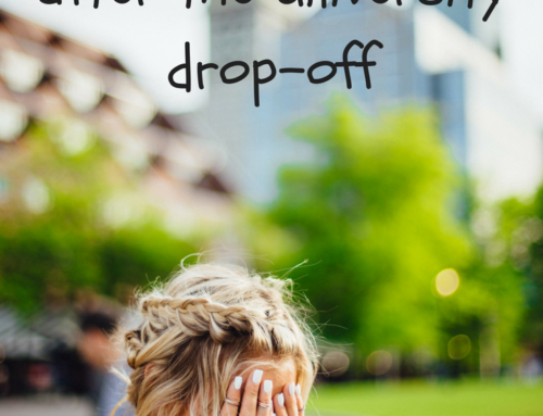 Not All Moms Cry at University Drop-Offs