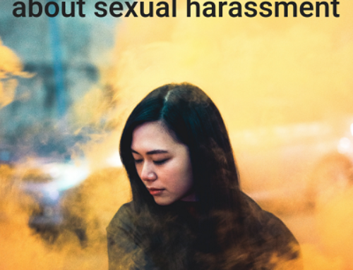What Happens Every Time I Write about Sexual Harassment