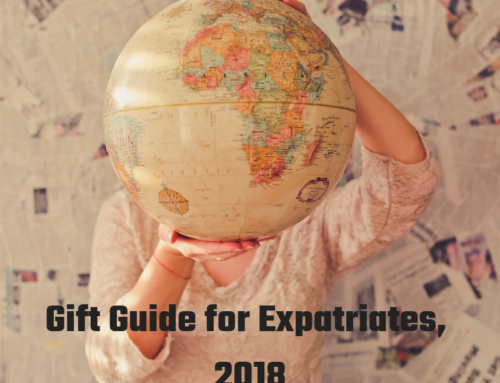 Gift Guide for Expatriates, 2018