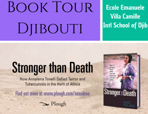 Stronger than Death Book Tour Comes to Djibouti