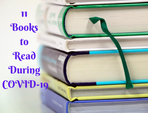 11 Books to Read During COVID-19