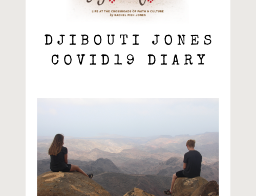 Djibouti Jones COVID19 Diary, Episodes 1-6